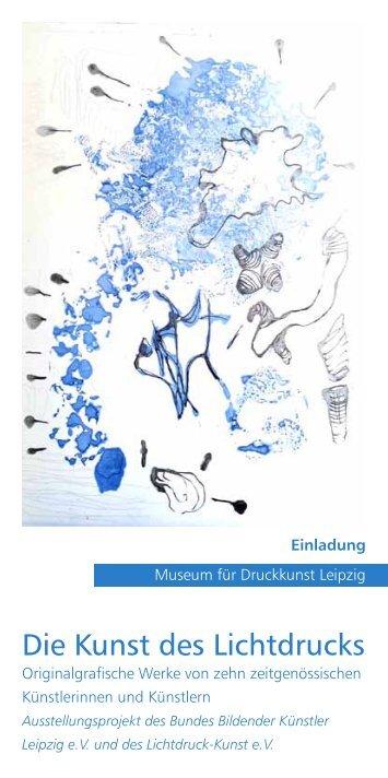 Die Kunst des Lichtdrucks - Museum für Druckkunst