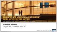 Download des Vortrags im pdf-Format - DSAG