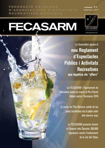 Revista #11 :: Setembre 2010 - Fecasarm