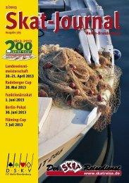 Skat-Journal 2.2013 - DSkV
