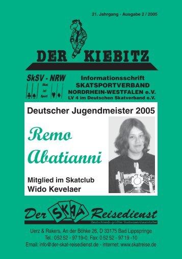 Remo Abatianni - DSkV
