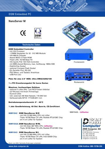 DSM Computer