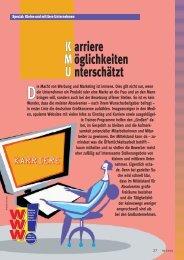 Der Mittelstand als Arbeitgeber - Dieter Strametz & Partner GmbH