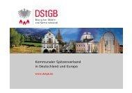 Warenhäuser und vitale Innenstädte - DSSW