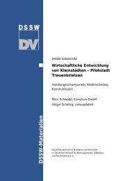 Pilotstadt Treuenbrietzen - DSSW