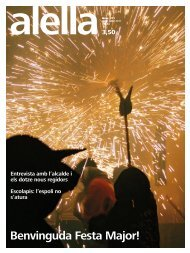 Descarrega PDF (6.36 MB) - Revista Alella