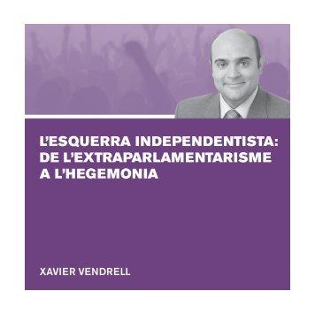 de l'extraparlamentarisme a l'hegemonia - Fundació Josep Irla