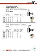 21 Flachtopfmagnete 21 Aimants pot surbaissé - Maurer Magnetic AG - Page 3