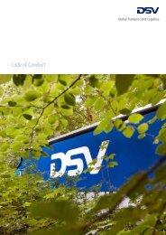 Code of Conduct - DSV