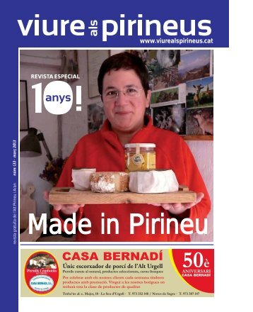 Viure als Pirineus - Grup Nació Digital