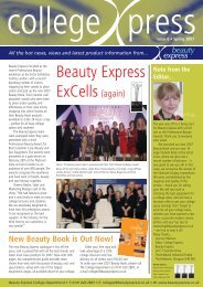 College Press - Beauty Express