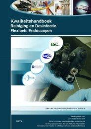 Formulier Gebruikersvrijgifte Flexibele Endoscopen