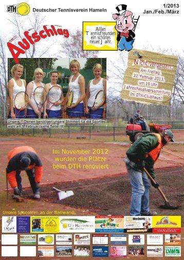 PDF (6.653 KB) - Deutscher Tennisverein Hameln