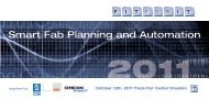 Smart Fab Planning and Automation - DUALIS GmbH IT Solution