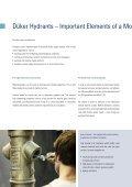 Brochure Hydrants - Düker GmbH & Co KGaA - Page 2
