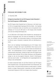 PDF-Version in Deutsch (46,5 kB) - DüsseldorfCongress ...