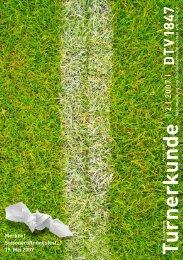 Ausgabe 02 2007 - Düsseldorfer Turnverein von 1847 eV