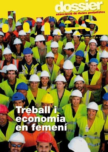 Treball i economia en femení - Associació de Dones Periodistes de ...
