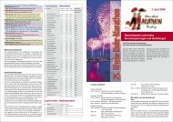 Weitere Infos und Streckenplan - Duisburg