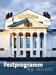 Festprogramm 8.September bis 10. November 2012 - Duisburg