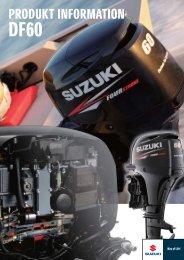 Produkt InformatIon - Suzuki Marine