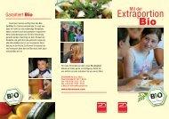 pdf Mit der Extraportion Bio Flyer - Dussmann