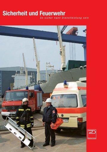 Sicherheit und Feuerwehr (BI) - Dussmann