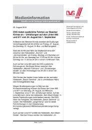 Diese Medieninformation als PDF-Datei (100 KB) - DVG  Duisburger ...