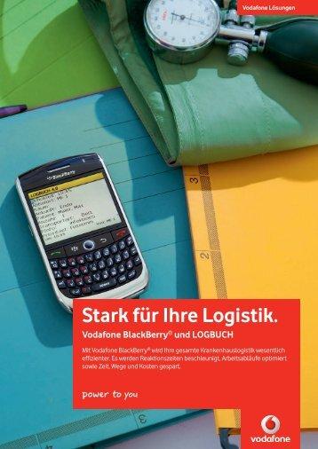 Vodafone über LOGBUCH im ... - DYNAMED GmbH