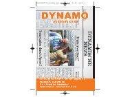 Dynamoheft 03 / 2006 - Dynamo-Windrad | Freizeitsportclub Kassel eV