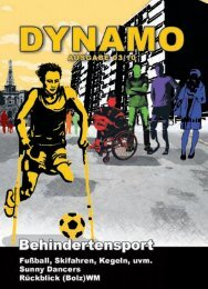 Dynamoheft 03 / 2010 - Dynamo-Windrad   Freizeitsportclub Kassel eV