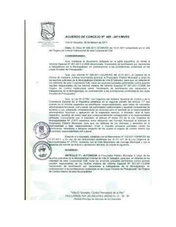 2 - Municipalidad de Villa El Salvador