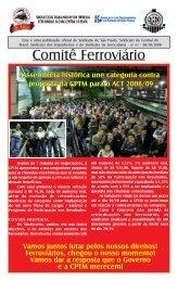 Comitê 07 CPTM Assembléia histórica une categoria contra ...