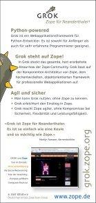 FrosConFlyer070812LY13 Kopie - DZUG e.V. - Seite 2