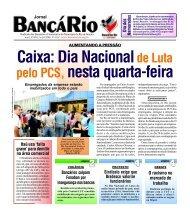 Dia Nacional de Luta pelo PCS, nesta - Bancários Rio de Janeiro
