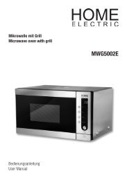 MWG5002E - E2 Fachhandels & Reparatur Servicecenter | Start