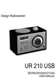 JGC-UR 210 USB-DE-A5 - E2 Fachhandels & Reparatur ...