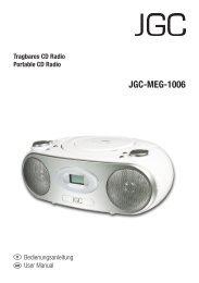 JGC-MEG-1006 - E2 Fachhandels & Reparatur Servicecenter | Start