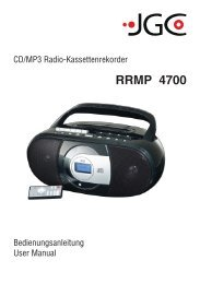 RRMP 4700 - E2 Fachhandels & Reparatur Servicecenter | Start