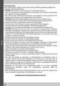 GE700 Profi Entsafter - Page 4