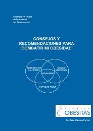 Consejos y recomendaciones para combatir mi ... - Clínica Obesitas