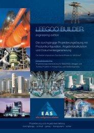 LEEGOO BUILDER - EAS Engineering Automation Systems GmbH