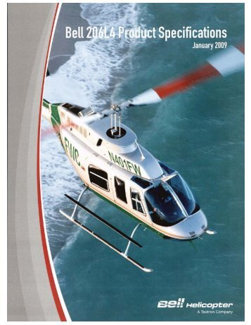 206L4 Product Spec.indd - EAS Helicopter
