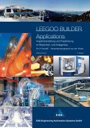 LEEGOO BUILDER Applications - EAS Engineering Automation ...
