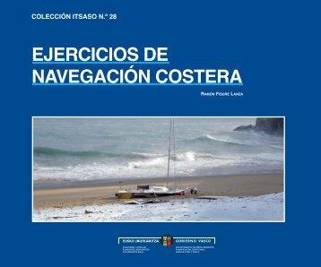 EJERCICIOS DE NAVEGACIÓN COSTERA - Euskadi.net