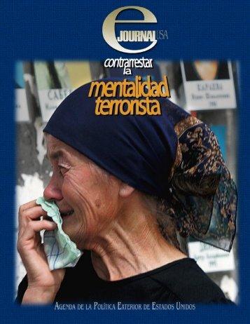 Contrarrestar la mentalidad terrorista - US Department of State