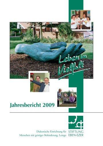 Werkstatt 2009 - Stiftung Eben-Ezer