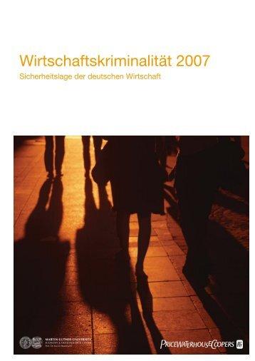 Download Studie Wirtschaftskriminalität - EBDI