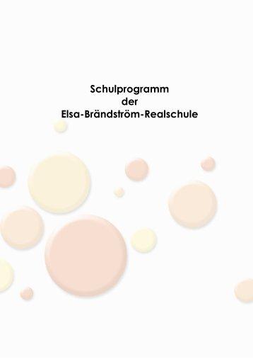 Schulprogramm der Elsa-Brändström-Realschule (pdf)