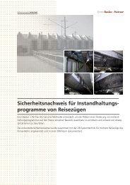 Referenzprojekt Sicherheit - Ernst Basler + Partner AG